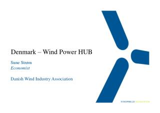 Denmark – Wind Power HUB