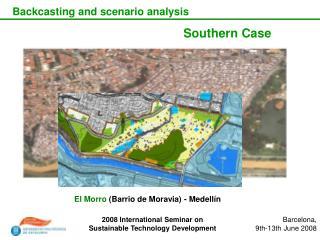 Backcasting and scenario analysis