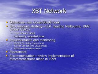 XBT Network