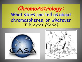ChromoAstrology:  What stars can tell us about chromospheres, or whatever T. R. Ayres  (CASA)