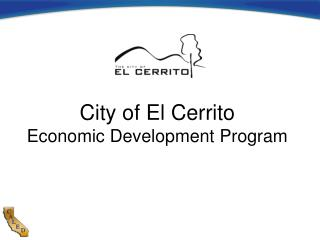City of El Cerrito Economic Development Program