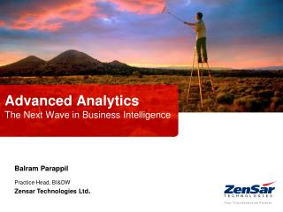 Advanced Analytics The Next Wave in Business Intelligence