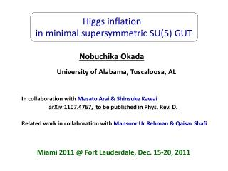 Higgs inflation  in minimal supersymmetric SU(5) GUT