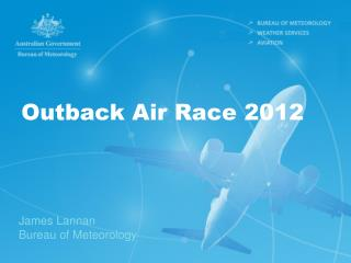 Outback Air Race 2012