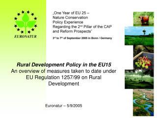 Euronatur � 5/9/2005