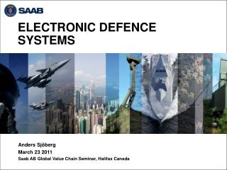 ELECTRONIC DEFENCE SYSTEMS