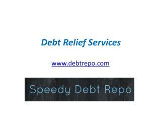 Debt Relief Services - www.debtrepo.com