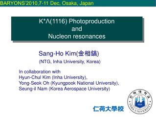 K*Λ(1116) Photoproduction  and Nucleon resonances