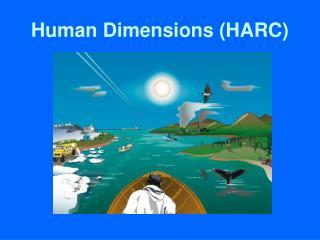Human Dimensions (HARC)