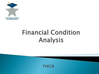 Financial Condition Analysis