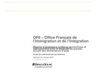 OFII – Office Français de l'Immigration et de l'Intégration