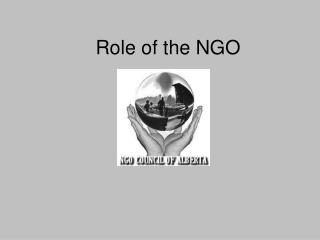 Role of the NGO