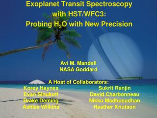 Exoplanet Transit Spectroscopy with HST/WFC3:  Probing H 2 O with New Precision