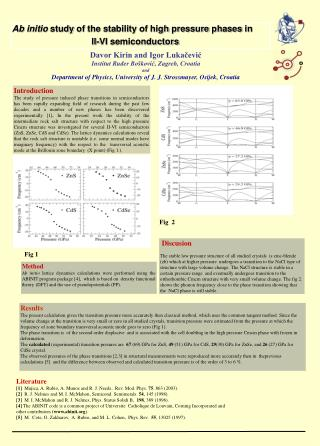 Ab initio  study of  the  s tability of high pressure phases in   II-VI semiconductors