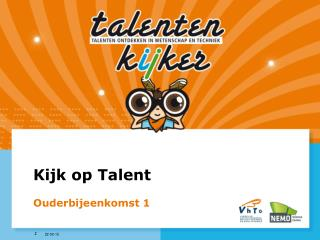 Kijk op Talent
