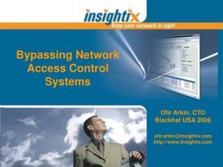 Bypassing Network Access Control Systems
