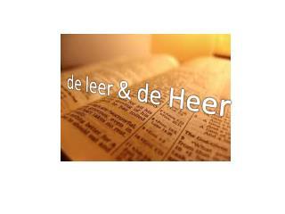 de leer & de Heer