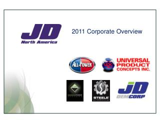 2011 Corporate Overview