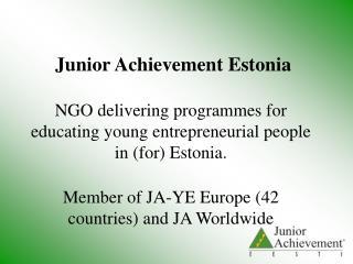 JA Estonia