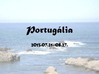 Portug�lia