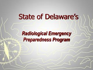 State of Delaware�s