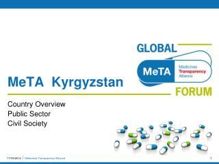 MeTA  Kyrgyzstan