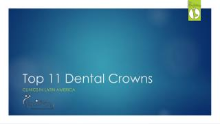 Best Dental Crown Clinics | Affordable Dental Implant Abroad