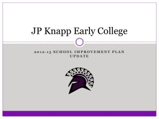 JP Knapp Early College