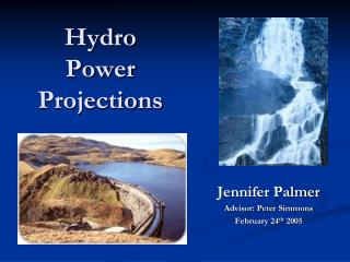 Hydro Power Projections
