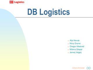DB Logistics