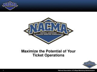 Maximize the Potential of Your Ticket Operations