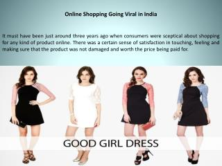 Online Shopping Going Viral in India