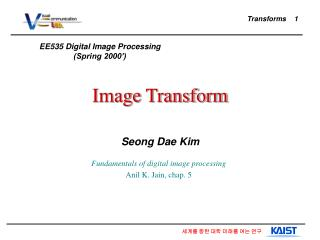Image Transform