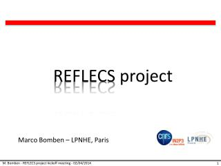 REFLECS  project