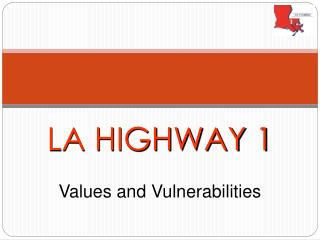 LA HIGHWAY 1