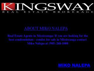 Condominium for sale in Mississauga