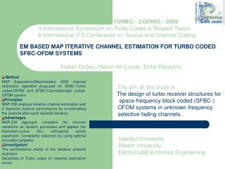 TURBO - CODING - 2006 4 International Symposium on Turbo Codes & Related Topics