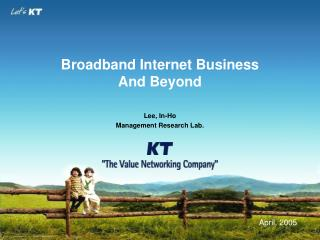 Broadband Internet Business And Beyond