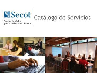 Cat logo de Servicios