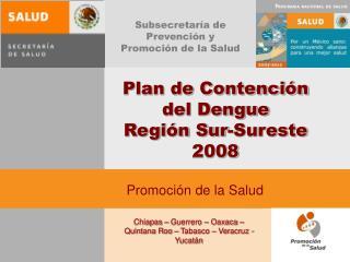 Subsecretaría de Prevención y  Promoción de la Salud