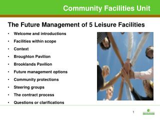 Community Facilities Unit