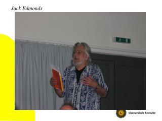 Jack Edmonds