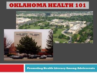 Oklahoma Health 101