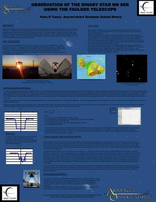 OBSERVATION OF THE BINARY STAR NN SER USING THE FAULKES TELESCOPE