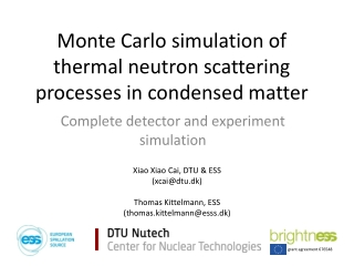 Kinetic Monte Carlo Simulations And Applications