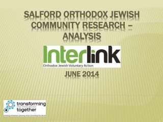 Salford Orthodox Jewish Community Research – Analysis June 2014