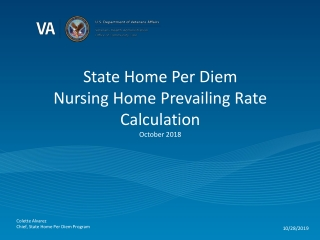 Nursing Facility Billing Presentation