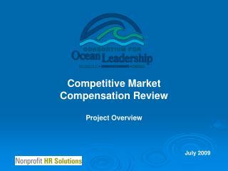 Competitive Market Compensation Review