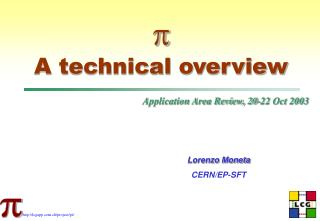  A technical overview