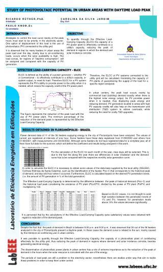 Laboratório de Eficiência Energética em Edificações